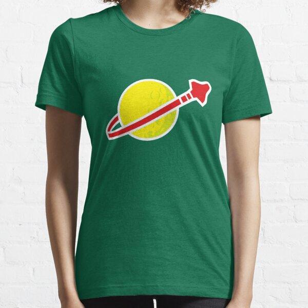 80's Space Bricks Essential T-Shirt