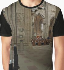 Cathedral, Bamberg 16 Graphic T-Shirt