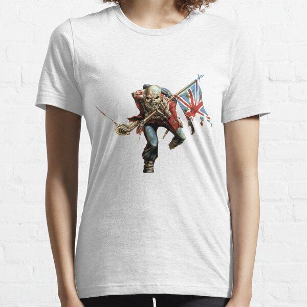 Doncella de hierro gladiador Camiseta esencial