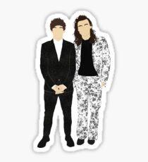 Larry 4 Sticker