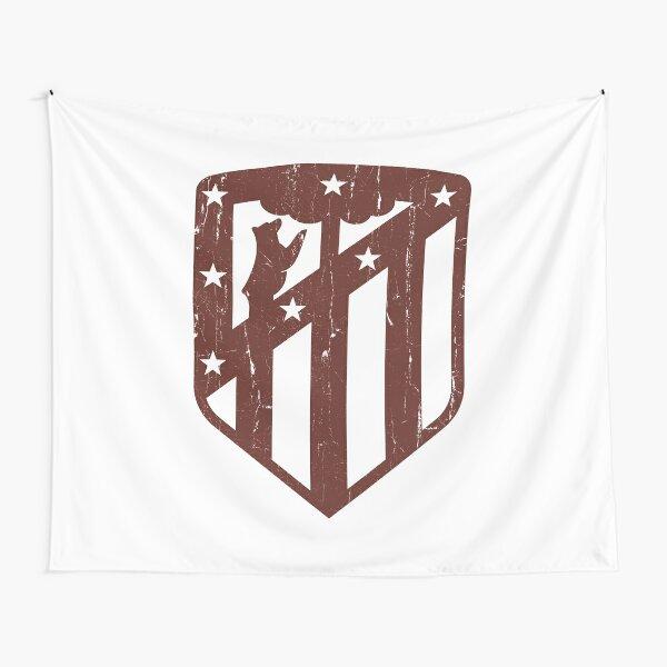 Club Atlético de Madrid Imprescindible Tela decorativa