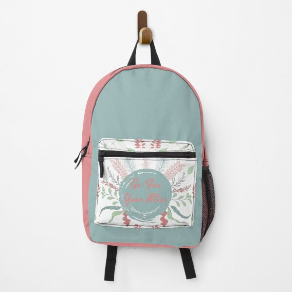 Word Art | Go For Your Bliss 1.1 Backpack
