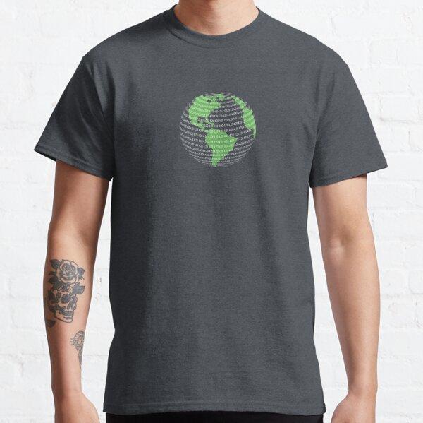 420 globo de marihuana Camiseta clásica
