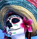 Day of the dead person  by mandyemblow