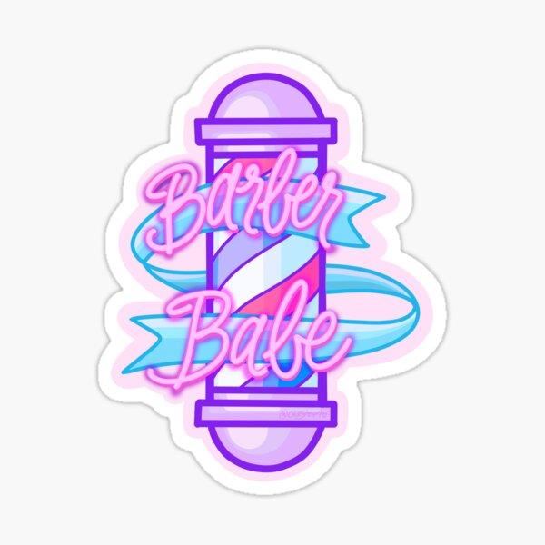 Barbier Babe ✨ Sticker