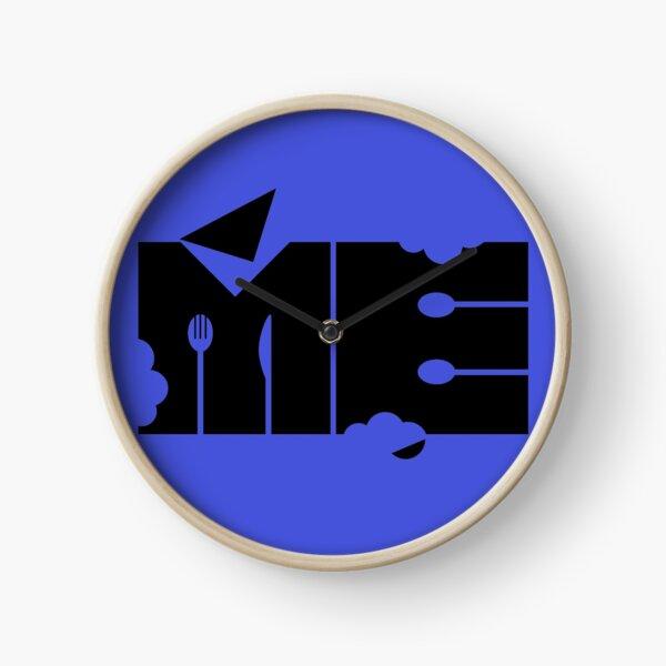 Bite Me! Clock