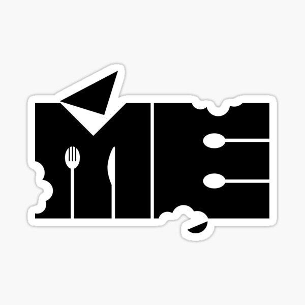Bite Me! by Faye Klein Sticker