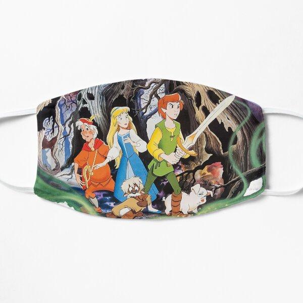 Black Cauldron Movie Poster Flat Mask