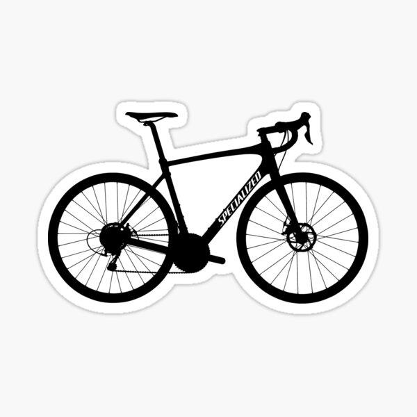 Vélo de route Specialized Roubaix Silhouette Sticker