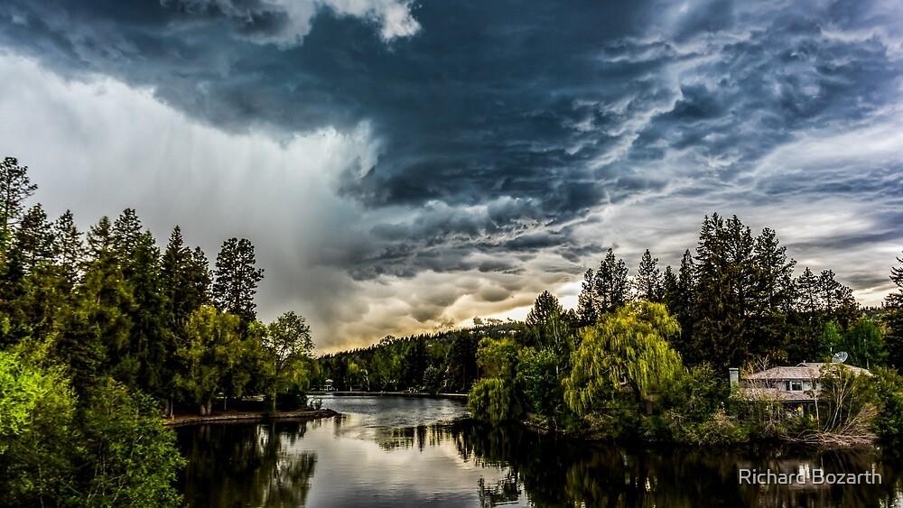 Angry Sky 02 by Richard Bozarth