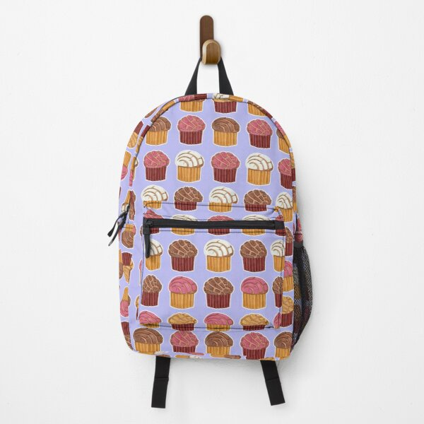 Manteconcha multi - periwinkle version Backpack