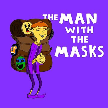 The Man with the Masks by Charlie8090