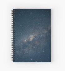 Milky Way - Western Australia Spiral Notebook