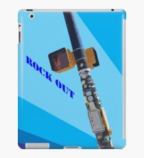 Rock Out iPad Case/Skin