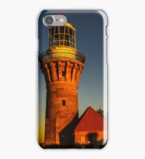 Barrenjoey Head Lightstation iPhone Case/Skin
