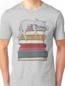 How to Chill Like a Cat Unisex T-Shirt