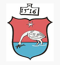 Pro Reichesdorf Logo Photographic Print