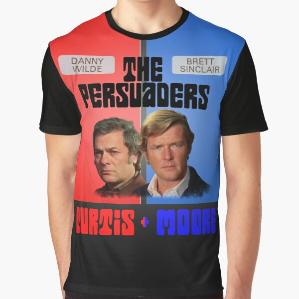 THE PERSUADERD 7 Graphic T-Shirt
