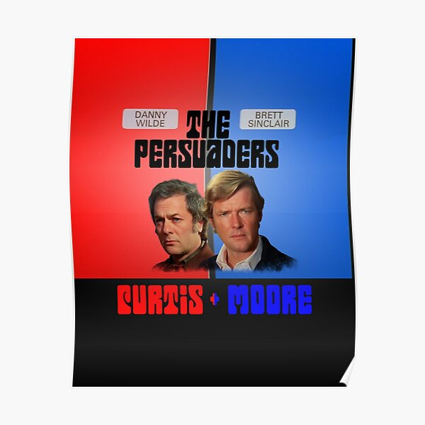 THE PERSUADERD 7 Poster