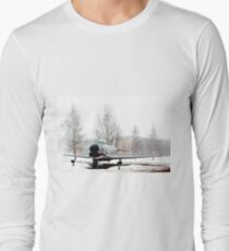 Sabre toothed Long Sleeve T-Shirt