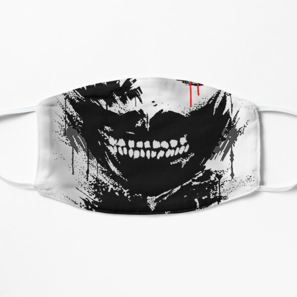 Tokyo Ghoul Flat Mask