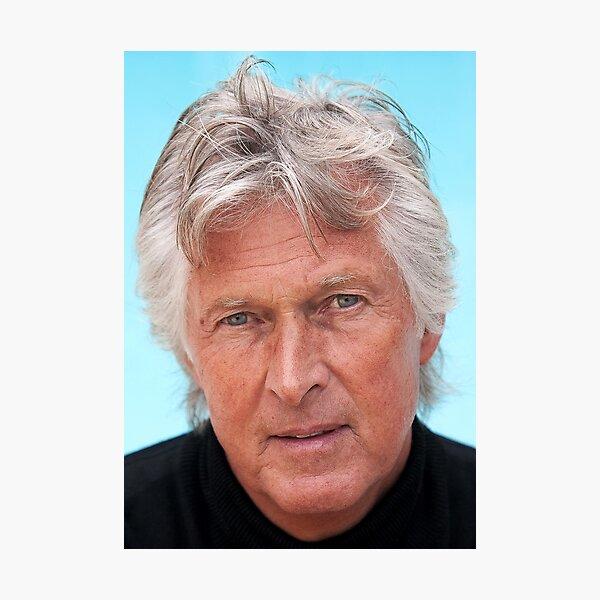 Alan Hydes the Portrait Artist Photographic Print