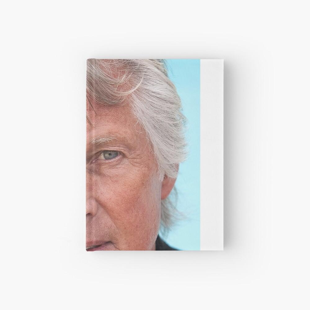 Alan Hydes the Portrait Artist Hardcover Journal