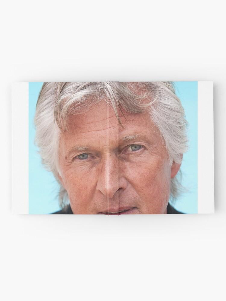 Alternate view of Alan Hydes the Portrait Artist Hardcover Journal