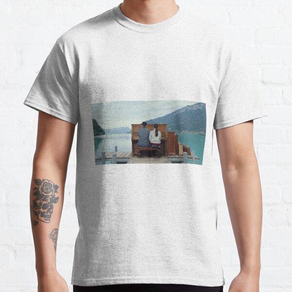 Piano Scene  Classic T-Shirt