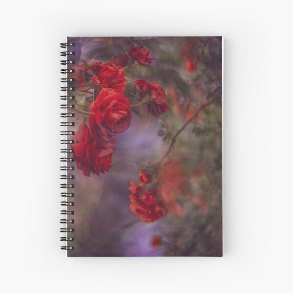 red temptation Spiral Notebook
