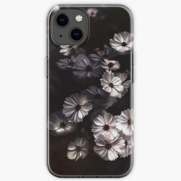 queen of white cosmos iPhone Soft Case