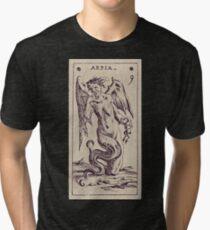 Arpia tarot Tri-blend T-Shirt