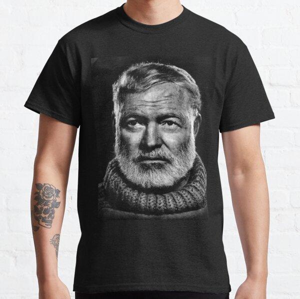 Ernest Hemingway Camiseta clásica