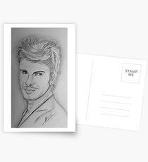 David Robert Joseph Beckham Postkarten