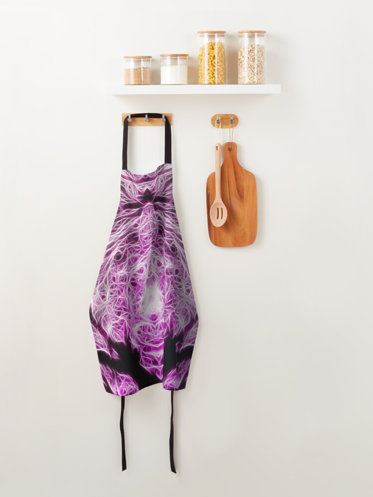 Alternate view of Forest Fractal Apron