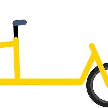 Cargo bike by xgradoux