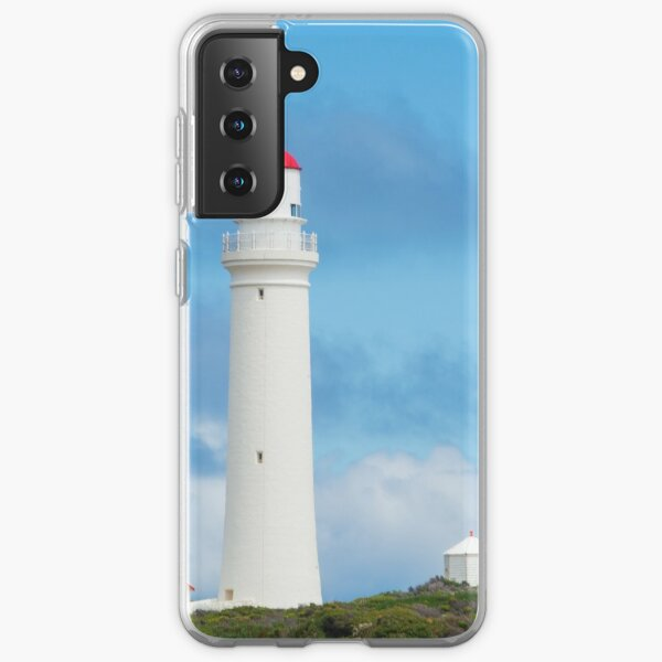 Cape Nelson Lighthouse near Portland, Australia Samsung Galaxy Soft Case