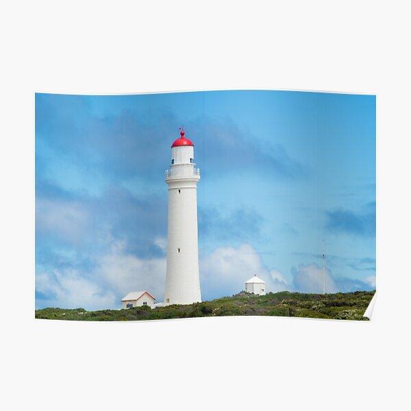 Cape Nelson Lighthouse near Portland, Australia Poster