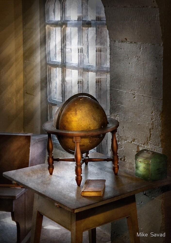 Teacher - Around the world by Michael Savad
