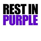 RIP Prince Rogers by integralapparel
