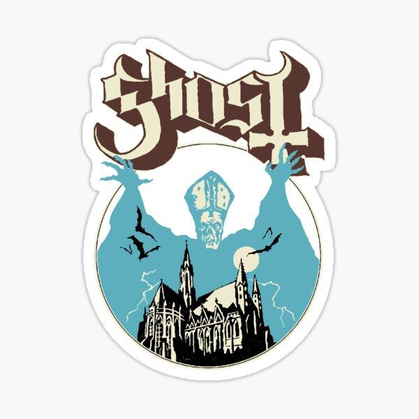 Größter Rock n Roll von The Ghost Devil Tee Sticker