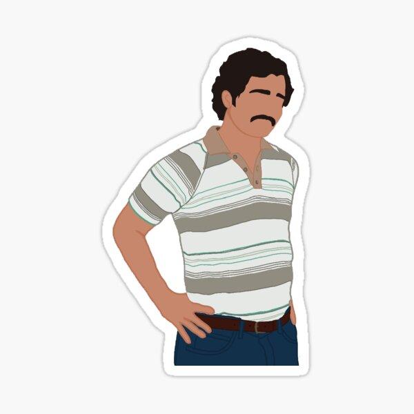 Pablo Escobar Pegatina