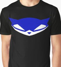 Sly Cooper (Blue) Graphic T-Shirt