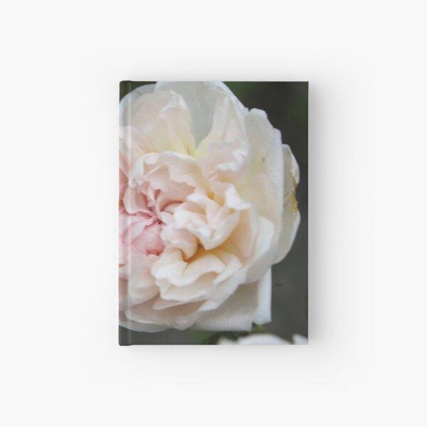 Wild Cottage Rose Hardcover Journal