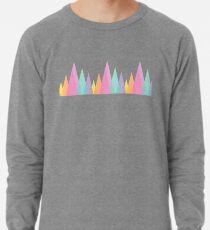 Geometric Fire Lightweight Sweatshirt