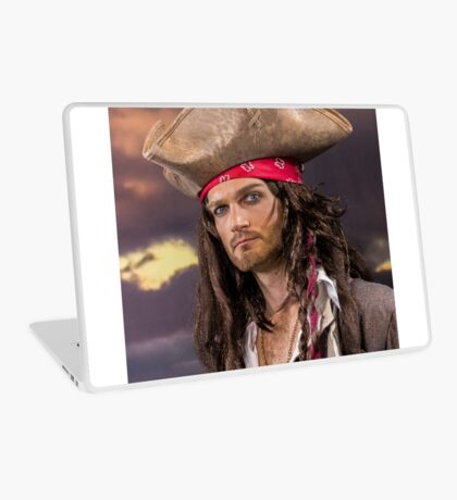 The Pirate Laptop Skin
