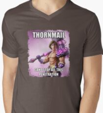 Thormail <3 Mens V-Neck T-Shirt