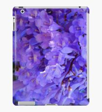 Jacaranda Glory iPad Case/Skin