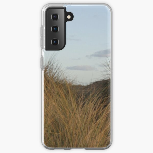 Irish Beach at Dusk Samsung Galaxy Soft Case