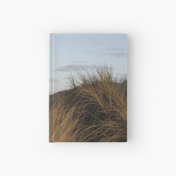 Irish Beach at Dusk Hardcover Journal